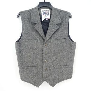 Schaefer Outfitter 100% Wool Gray McClure Vest